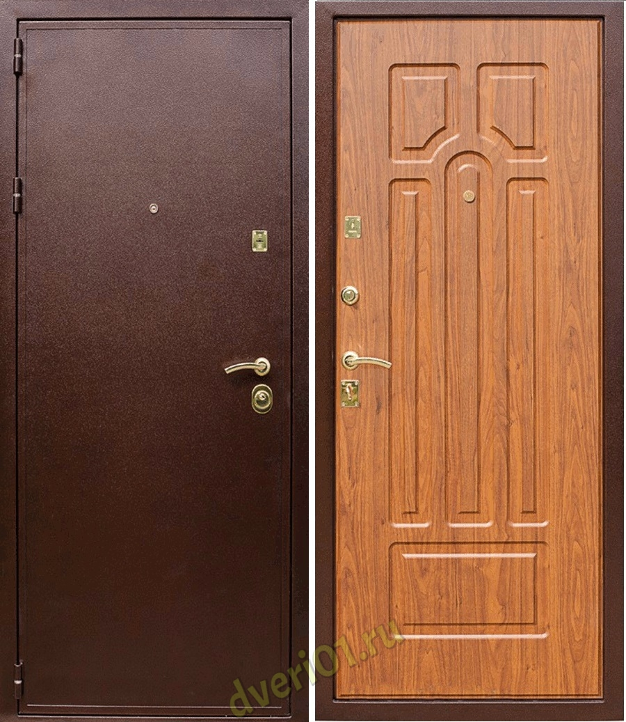 металлические двери 5